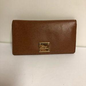 4/$20 Leather Ralph Lauren wallet
